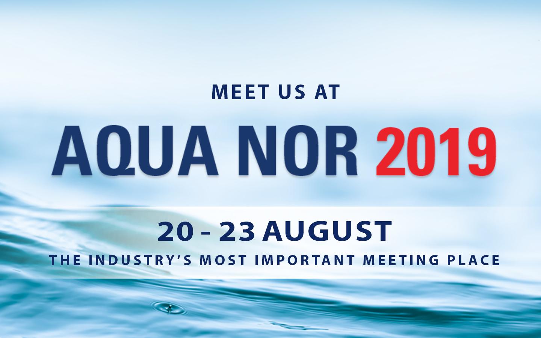 Encuéntrenos en Aqua Nor 2019
