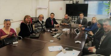 Presentation of the Agency for Innovation and European Projects