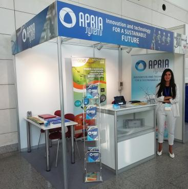 Visit our booth at the Euromembrane 2018