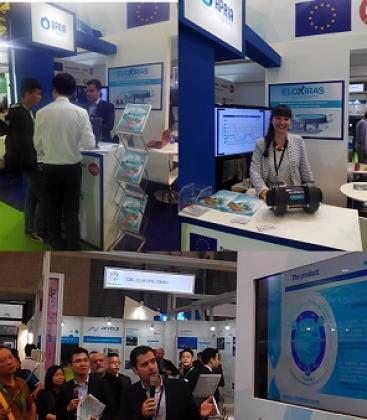 Thank you for visiting our booth at IE EXPO 2017