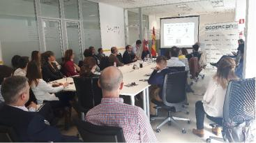 Apria Systems attends the Workshop on International Payment organized by SODERCAN and BANCO SABADELL