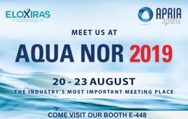 Meet us at Aqua Nor 2019