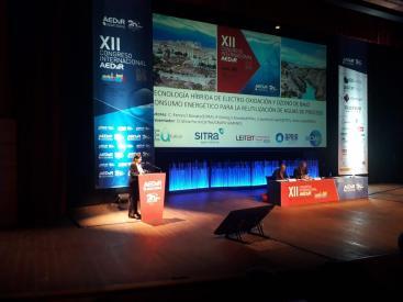 EOLUTION presented in AEDyR International Congress