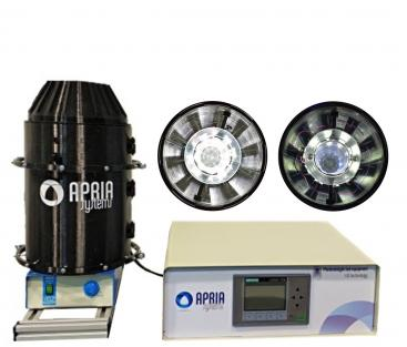 Photochemical equipment with LED technology for the University of Cantabria.