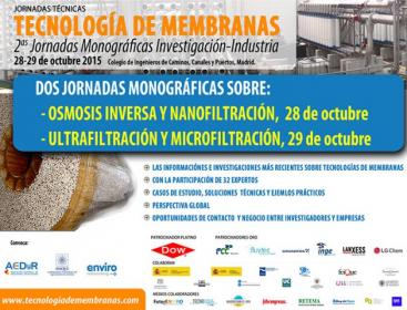 APRIA Systems participates in the II Conference on Membrane Technology