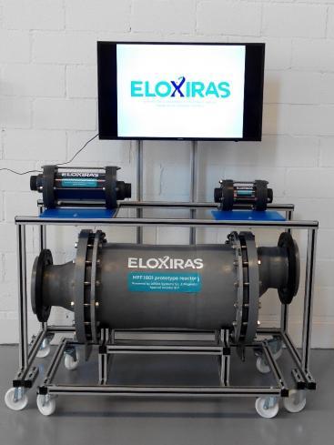 First ELOXIRAS prototype built