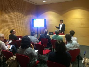 Project LIFE-2-ACID presented in ATEG Workshop