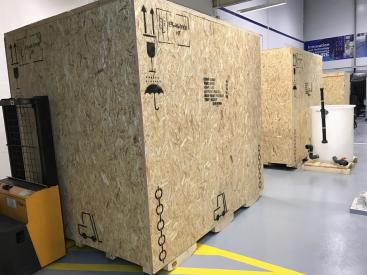 ELOXIRAS® shipment to RODECAN