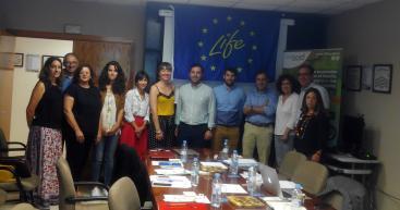 LIFE-2-ACID project monitoring meeting