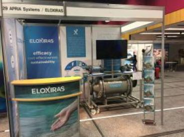 Come to see ELOXIRAS at Aquaculture Europe 2016