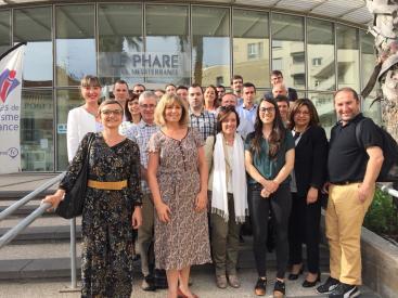 PEMFC-SUDOE project 2018 annual meeting