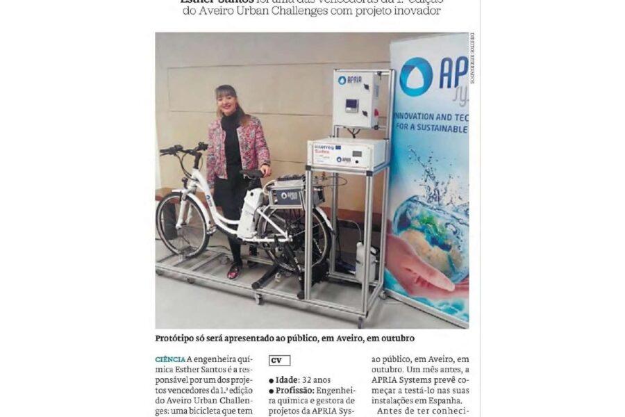 Jornal de Notícias-Aveiro Urban Challenges