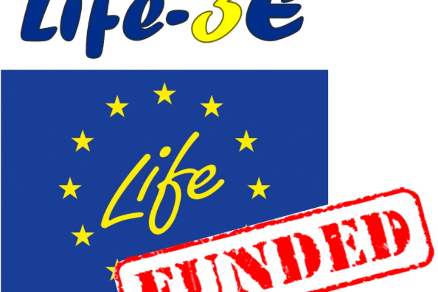 LIFE-3E project funded